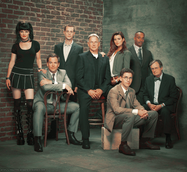 NCIS  Season 8 Photo Promotionnelle en groupe !