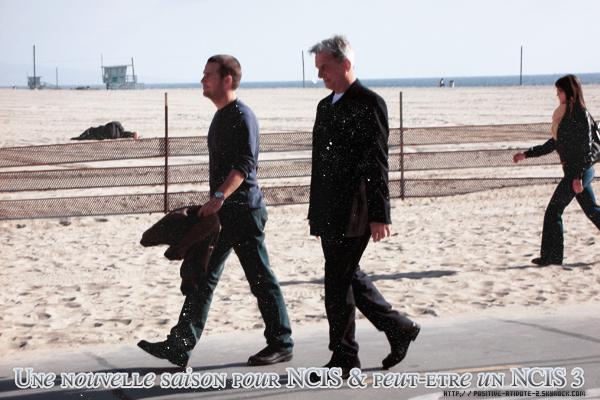 Un épisode spécial à l'honneur de Tony Dinozzo & Une saison 9 pour NCIS + un NCIS 3