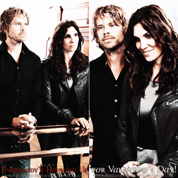 Everybody's Hooking Up for Valentine's Day ! Nouveau Spoiler sur le DENSI !