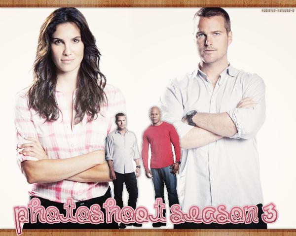 Découvrez enfin les photos prommotionnelle des personnages de la Saison 3 de NCIS Los Angeles