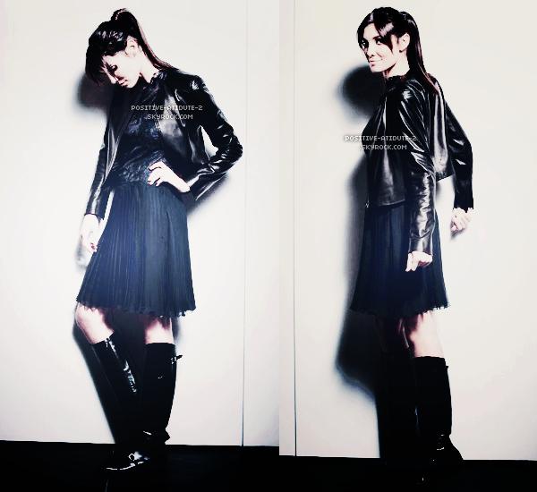 Nouveau Photoshoot 2012 de Daniela Ruah pour CARAS de Mario Galiano