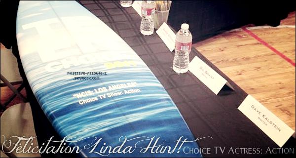 22/07/12 - Teen Choice Awards 2012 ( Aucun acteurs de la série n'étaient présents malgré leur nomination)