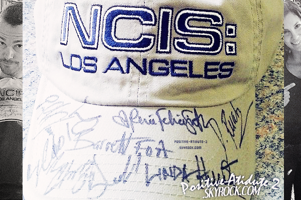 Chris O'Donnell, Daniela Ruah et le reste du Cast de NCIS Los Angeles se mobilise contre le cancer