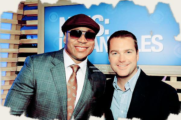 15/05/13 - Michael Weatherly, Chris O'Donnell, Cote De Pablo et leurs co-star au CBS Upfronts 2013 à NY
