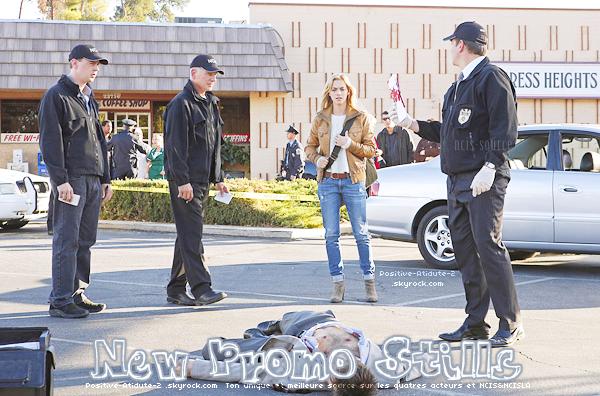Découvrez les premiers stills de l'épisode où Emily Wickersham fera son arrivée cette saison dans NCIS.