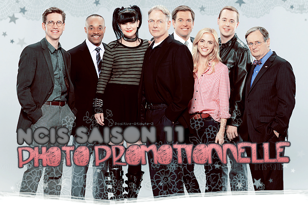 Découvrez la photo promotionnelle de la saison 11 de NCIS avec tous les acteurs !