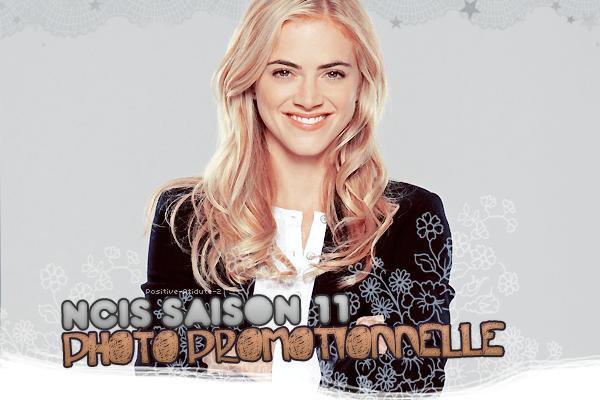 Découvrez la photo promotionnelle en groupe de la saison 11 de NCIS et de Emily Wickersham.