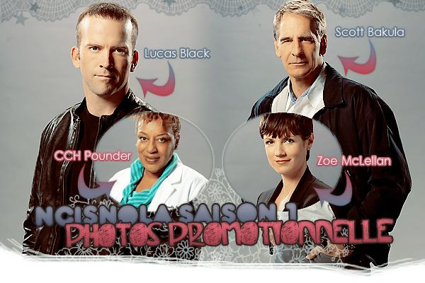 Découvrez les photos promotionnelle individuel du cast du spin-off de NCIS - NCIS Nouvelle Orléans.