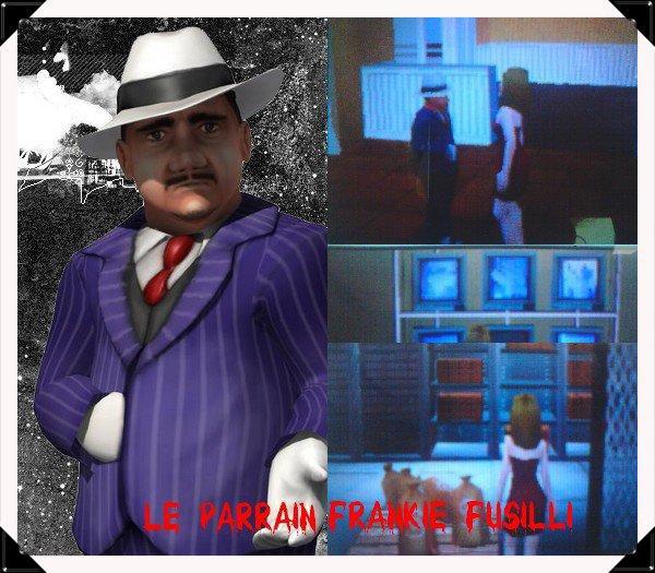 Frankie Fusilli, le parrain de la Mafia