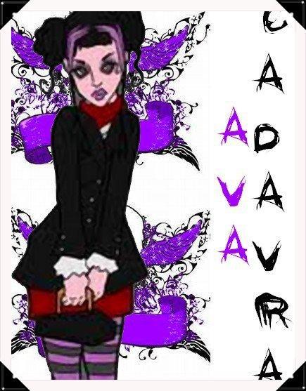 Ava Cadavra, la Gourou-Gothique