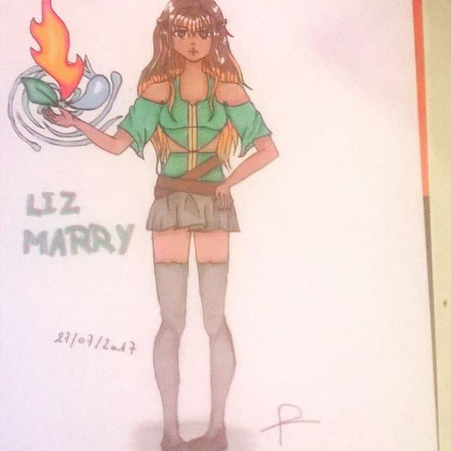 Liz Marry
