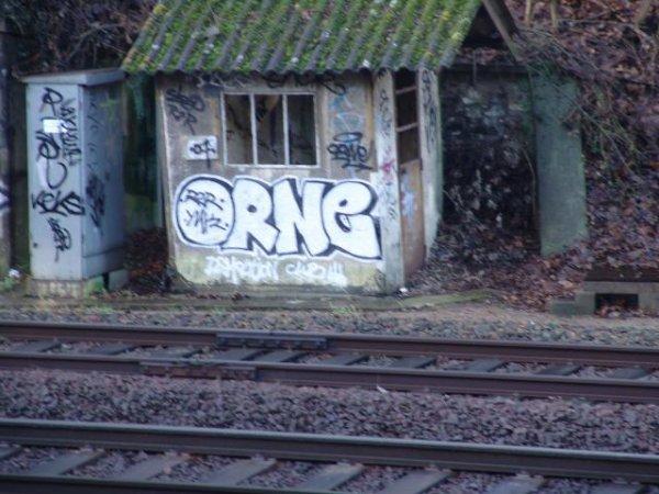 L'artiste : ORNE.