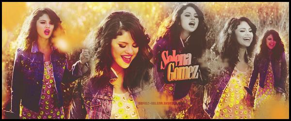 - •• Bienvenue sur Gomez-Selena - ta source d'actualité sur l'adorable Selena Gomez Suis le quotidien de la sublime Selena Gomez, actrice et chanteuse américaine - connue mondialement, grâce en autre à la grande industrie de Disney ! -