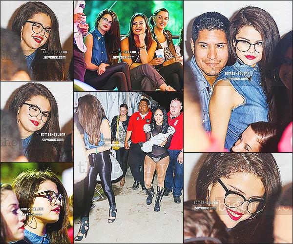 09/06/13 : Selena a été vue dans les backastages d'un concert de Kat DeLuna à la -Gay Pride de Los Angeles   Le groupe Emblem3 qui va faire la première partie du Stars Dance Tour lors de sa tournée à sel, évoque Selly lors d'une interview
