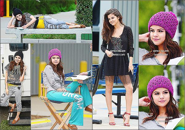 Découvrez toutes les magnifiques photos du shooting de Selena pour Dream Out Loud !