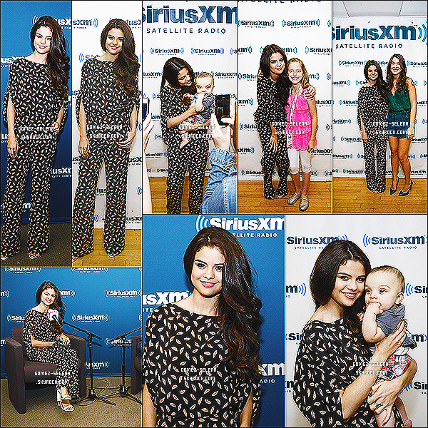 29/06/13 : Selena a performé aux « Macy's Fourth of July Fireworks Spectacular »  situé à Los Angeles   Plus tard , Selena a performé Money Can't Buy Experienc au studio 92.3 NOW FM. Mais Selly est aussi allée à la  -Sirius interview