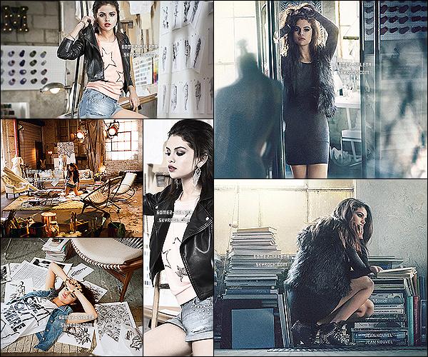 Voici un photoshoot + une vidéo promotionnel de Selly pour la marque « Adidas NEO »