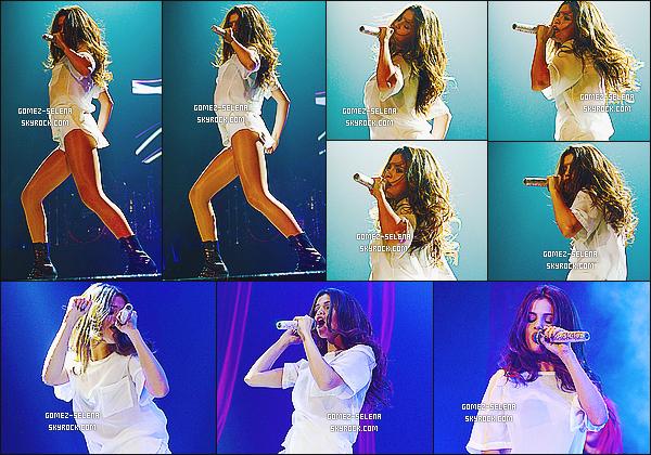12/09/2013 : S. donnait encore un concert à Madrid au Palacio De Vistalegre en Espagne pour le Stars Dance Tour.  Selena enchaîne les concerts en Europe, elle ne s'arrête plus. De quoi ravir ses fans européens. Deux jours après, elle était en Allemagne.