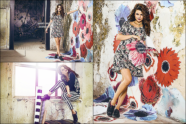 Trois nouveaux clichés de Selena pour   « Neo Adidas »  de la Summer Collection de 2014 !