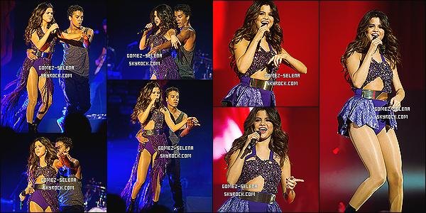 08/03/14:  Le Stars Dance Tour est de retour et Selly G. donnait donnait une concert au Texas pour sa tournée  Eh ouais, le SDT reprend... Pas tous pour notre plus grand plaisir. Son ex Justin Bieber était sur place, ils ont passé du temps ensemble.