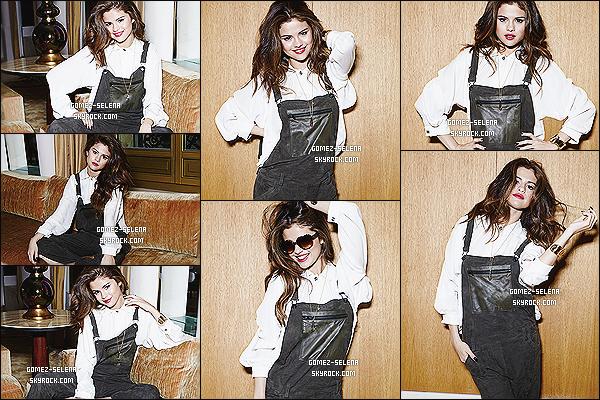 ' Découvrez les nouvelles photos pour « Be Magazine » pour qui Selena a fait un shoot '