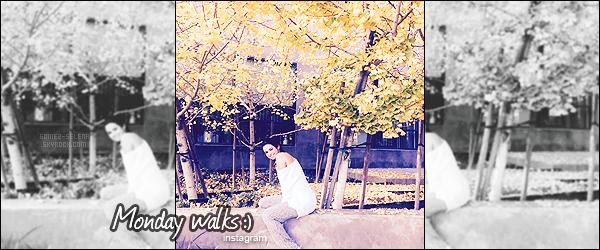 - RÉSEAUX SOCIAUX ••• Selena Gomez collabore en ce moment avec Rock Mafia ! Un nouveau single en cours pour notre chanteuse ? Pas plus d'info pour le moment. Découvrez une des dernières photos Instagram de Selena Gomez. -