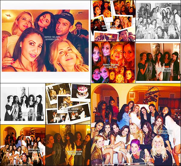 . Découvrez plusieurs photos personnelles de la belle chanteuse Sel Gomez sur les réseaux sociaux !  .