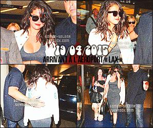 . 18/04/15 - Miss Selena Gomez prenait encore du bon temps avec ses amis, sur une plage du Mexique ! Ensuite, Selly a été photographiée en arrivant à l'aéroport de Los Angeles ! Et puis à l'événement « We Day 2015 », où elle est porte-parole ! Avis ? .