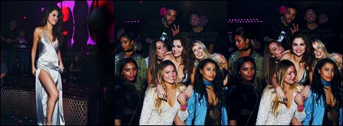 - 06/05/16 - Selena Gomez donnait un concert au « Mandalay Bay Center » pour le Revival Tour à Las Vegas ![/s#00000ize]La belle a par ailleurs organisé un after-party pour marquer le début de sa tournée mondiale en compagnie de sa bande d'amis, Bea Miller et DNCE.  -
