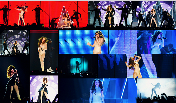 - 06/05/16 - Selena Gomez donnait un concert au « Mandalay Bay Center » pour le Revival Tour à Las Vegas ![/s#00000ize]La belle a par ailleurs organisé un after-party pour marquer le début de sa tournée mondiale en compagnie de sa bande d'amis, Bea Miller et DNCE...  -