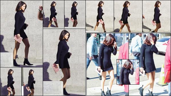 '- '- 04/11/17 -'''◊''Selena Gomez donnait une conférence pour la « Hillsong Church » dans la ville de Los Angeles. Toujours émotive, Selena Gomez a partagé son expérience quant à sa maladie et sa greffe de rein pendant le service religieux ce jour-là dans son église !-