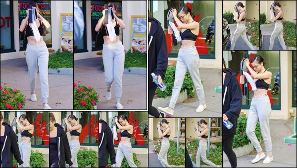 '- '- 11/11/17 -'''◊''Selena Gomez se rendait, une énième fois, à son cours de « Hot Pilates » dans West Hollywood. Évidemment Selena Gomez a été capturée sous les flash photographiques lors de sa sortie de son cours de sport. Je n'ai pas d'avis sur sa tenue de sport.-