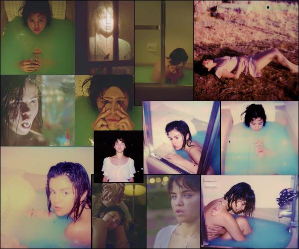 - '-PHOTOSHOOT ●- Selena Gomez pose pour « A Love Story » réalisé par Petra Collins & Moni Haworth. -
