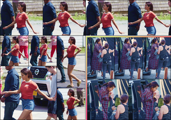 - ''•-12/07/18-' : Selena Gomez a été aperçue sur le tournage de « Kill The Dead », se déroulant à Fleischmanns. Selena Gomez sera donc apparemment à l'affiche d'un tout nouveau film de zombies, aux côtés de l'acteur américain, Austin Butler. Plus d'infos à venir ! -