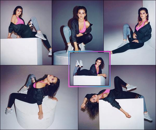 - '-PUMA ●- De nouveaux clichés de Selena Gomez pour le « Defy x SG » et sa collection en 2018 ! -