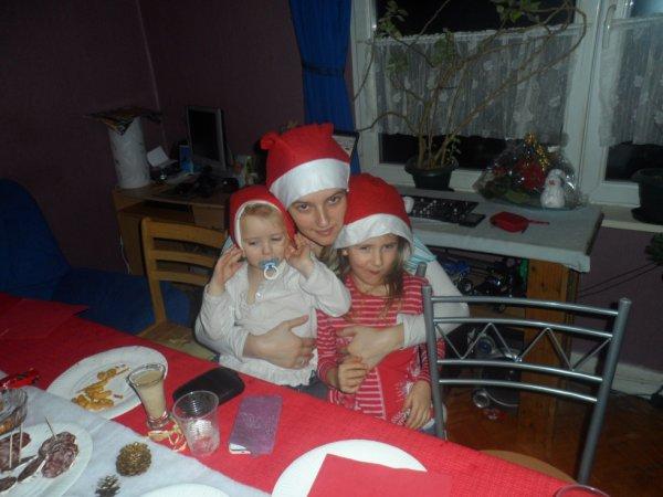 mes deux filles et moi