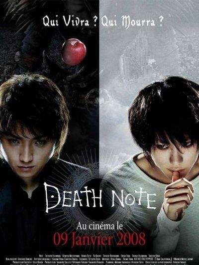 death note:les films