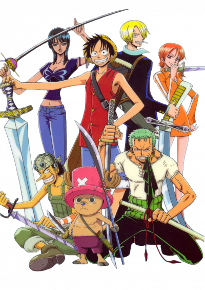One piece: description
