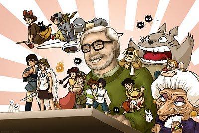 Reportage sur Mr Hayao Myazaki et le studio Ghibli