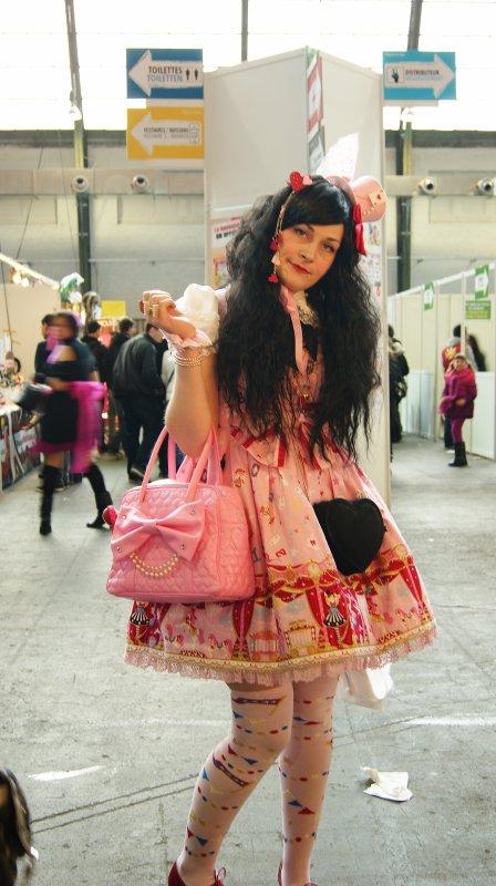 Japan Expo Belgique 2012!