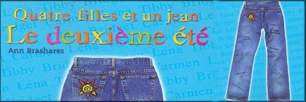 Quatre filles et un jean, tome 2