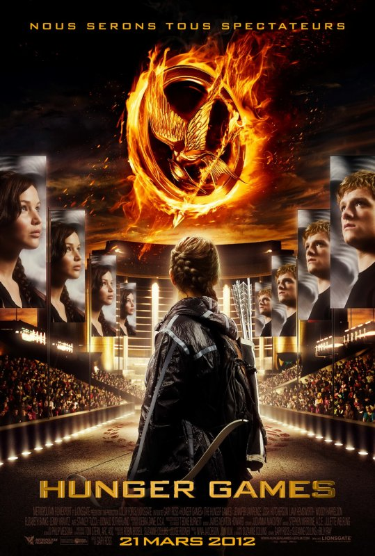 "Film : ""Hunger Games"""