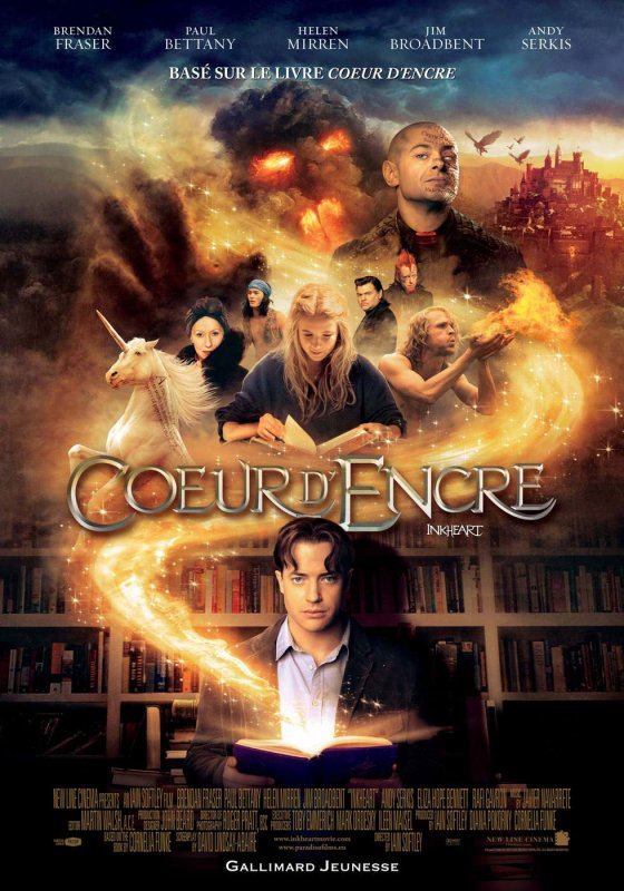 """Film : """"Coeur d'Encre"""""""