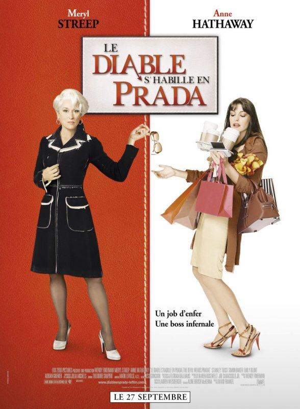 "Film : ""Le diable s'habille en Prada"""
