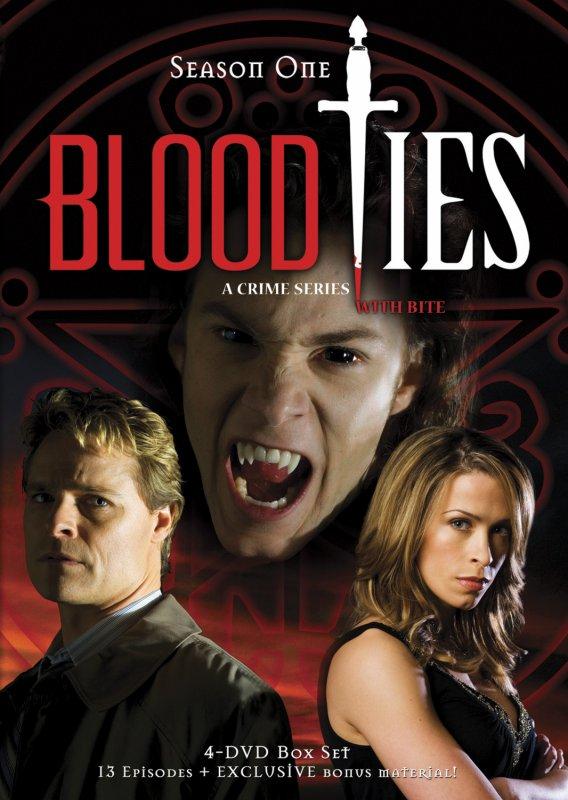 "Série : ""Blood Ties"""