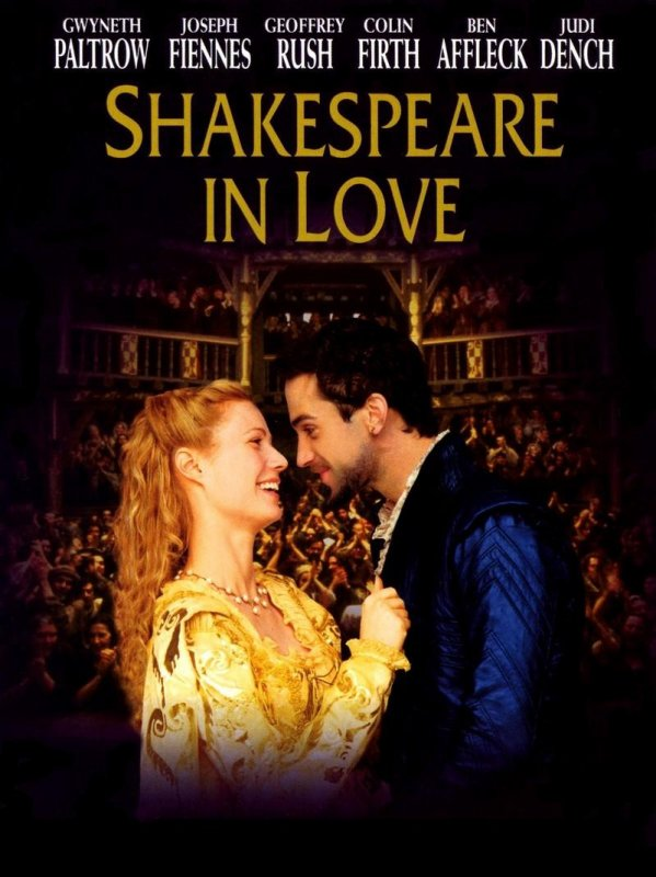 "Film : ""Shakespeare in love"""
