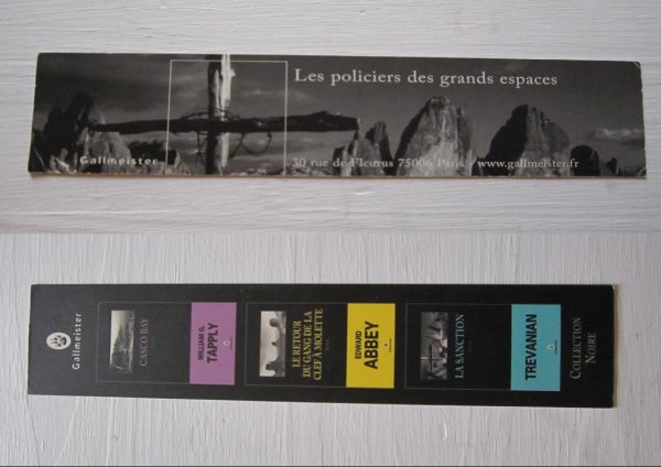 Mes marque-pages 2