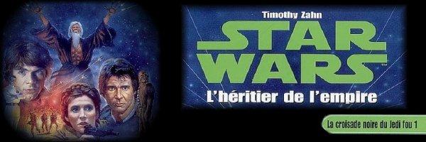 Star Wars - La croisade noire du Jedi fou T1