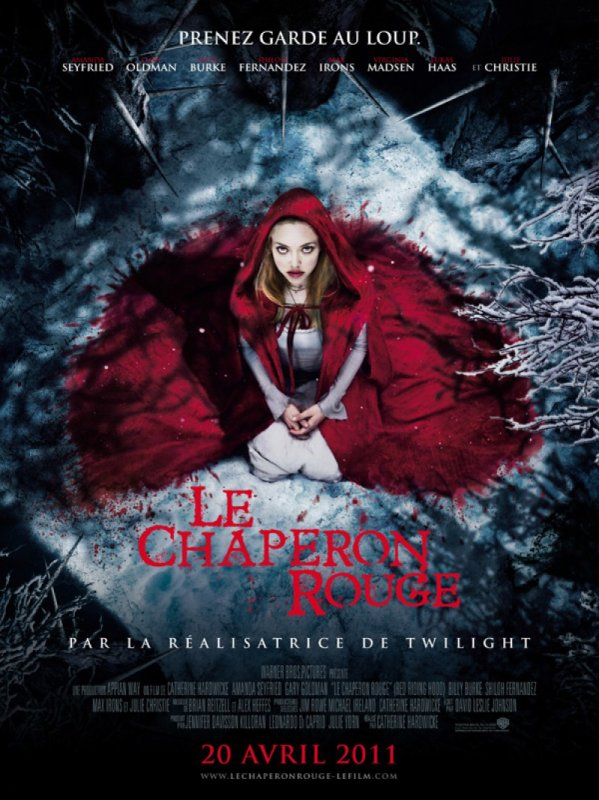 "Film : ""Le chaperon rouge"""
