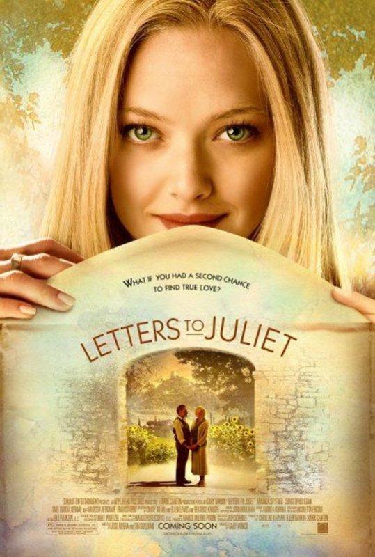 """Film : """"Lettres à Juliette"""""""
